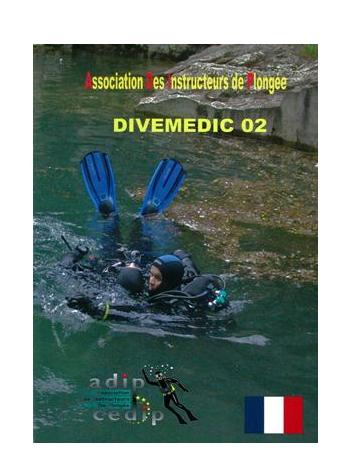 Kit DiveMedic Instructor<br>Français, Néerlandais
